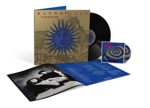 Alphaville The Breathtaking Blue - Deluxe Remaster + Songlines DVD - Sealed vinyl LP album (LP record) UK ALPLPTH768677