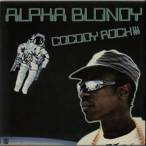 Alpha Blondy Cocody Rock!!! vinyl LP album (LP record) Dutch A5PLPCO625689