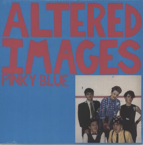 "Altered Images Pinky Blue - 180gram Vinyl + Bonus 7"" - Sealed vinyl LP album (LP record) UK ALTLPPI679268"