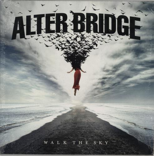 Alter Bridge Walk The Line - 180gm Red Vinyl - Sealed 2-LP vinyl record set (Double Album) German ATG2LWA766256