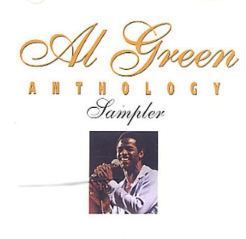 Al Green Anthology Sampler CD album (CDLP) US AEECDAN141145