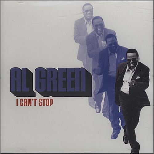 "Al Green I Can't Stop CD single (CD5 / 5"") US AEEC5IC378227"