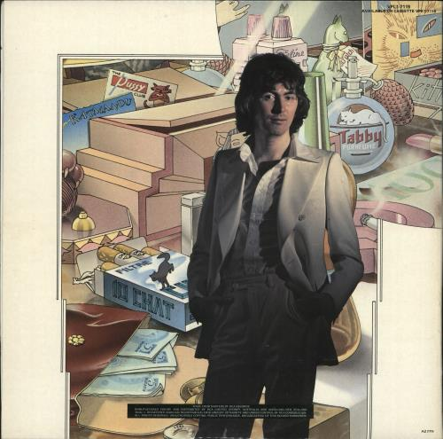Al Stewart Year Of The Cat vinyl LP album (LP record) Australian ALSLPYE711382