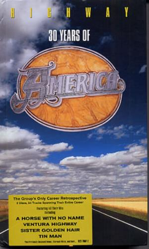 America Highway box set US AMRBXHI334753
