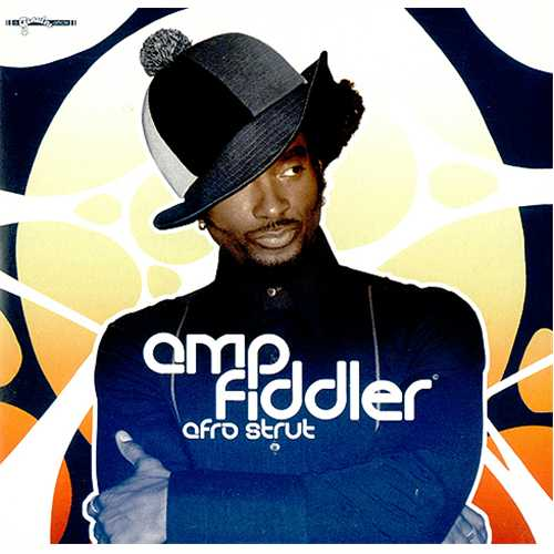 Amp Fiddler Afro Strut CD album (CDLP) UK AM1CDAF411954