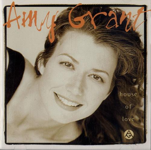 Amy Grant House Of Love CD album (CDLP) UK GRACDHO584030