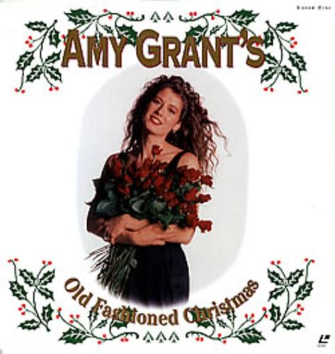amy grant old fashioned christmas laserdisc lazerdisc us gralzol132037 - Amy Grant Home For Christmas