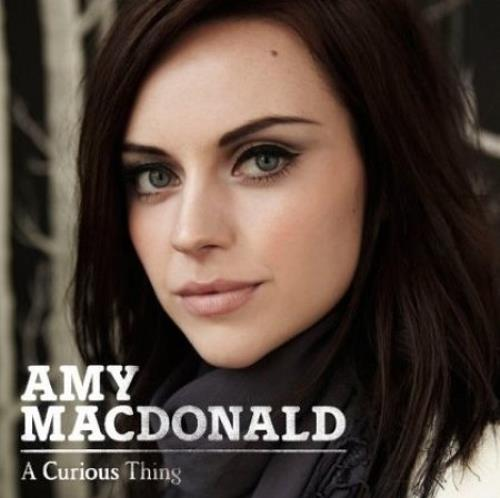 Amy MacDonald A Curious Thing 2 CD album set (Double CD) UK AIM2CAC499781