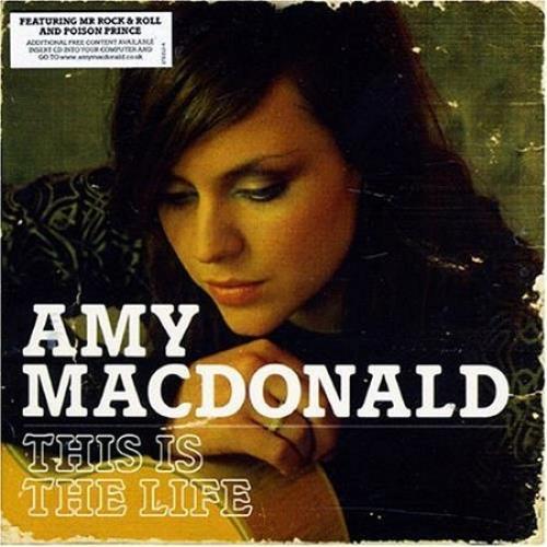 Amy MacDonald This Is The Life CD album (CDLP) UK AIMCDTH412023