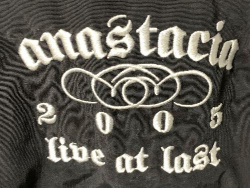 Anastacia Live At Last - Crew Jacket jacket UK A.CJALI763902