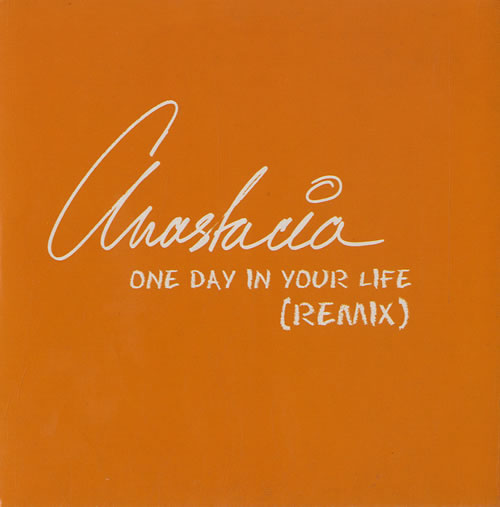 "Anastacia One Day In Your Life (Remix) CD single (CD5 / 5"") Spanish A.CC5ON228507"