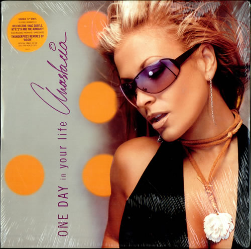 """Anastacia One Day In Your Life - Double Pack - Sealed 12"""" vinyl single (12 inch record / Maxi-single) US A.C12ON508016"""
