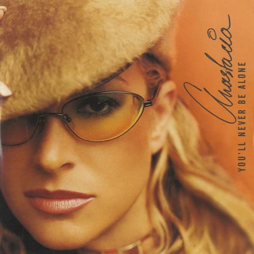 Anastacia You Ll Never Be Alone Austrian Cd Single Cd5
