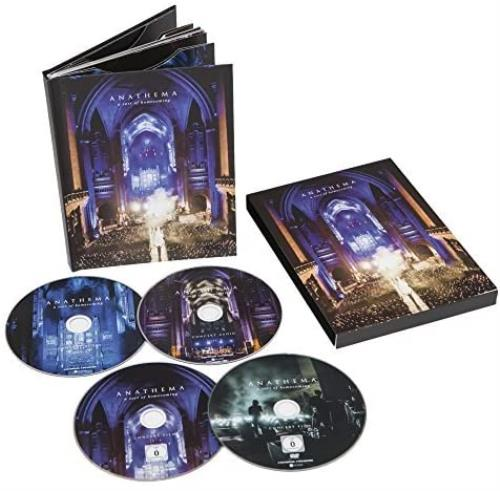 Anathema A Sort Of Homecoming: Deluxe Edition - Sealed DVD UK A1FDDAS756861