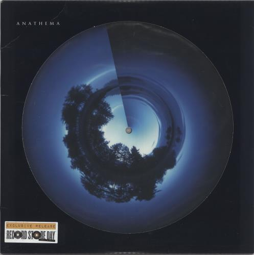"Anathema Untouchable - RSD 12"" vinyl picture disc 12inch picture disc record UK A1F2PUN722285"