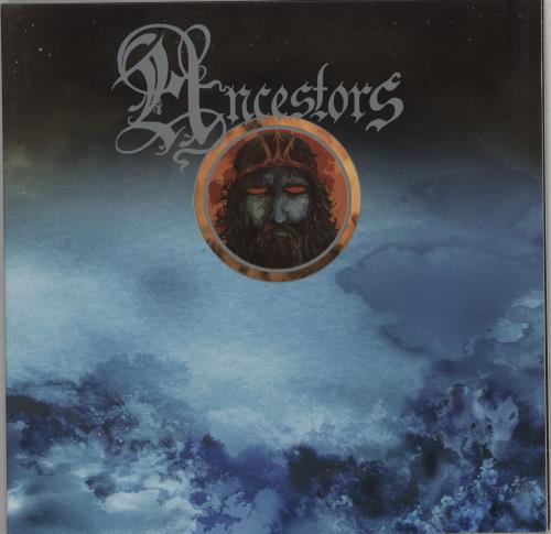 Ancestors Neptune With Fire vinyl LP album (LP record) UK 1UMLPNE752559