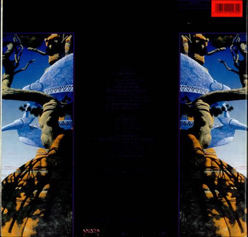Anderson Bruford Wakeman Howe Anderson Bruford Wakeman Howe - Gatefold vinyl LP album (LP record) German ABWLPAN518816