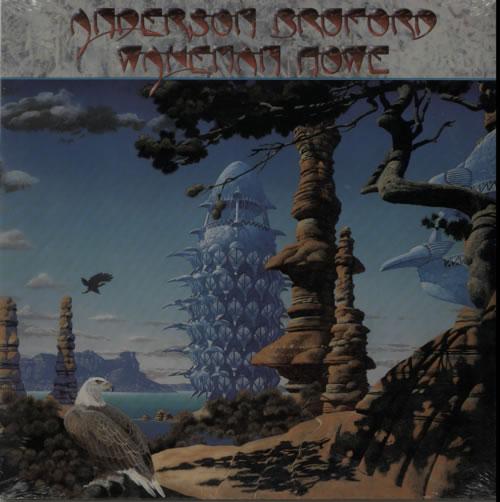 Anderson Bruford Wakeman Howe Anderson Bruford Wakeman Howe - Record Club - Sealed vinyl LP album (LP record) US ABWLPAN604323