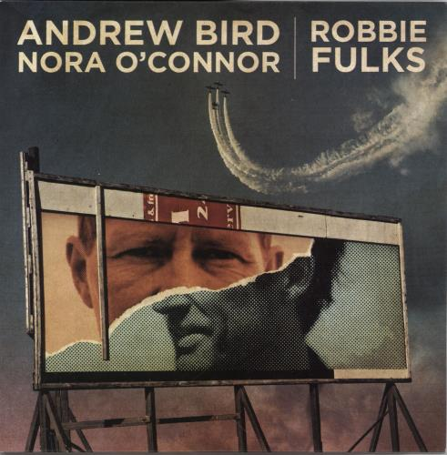 """Andrew Bird I'll Trade You Money For Wine / Core And Rind 7"""" vinyl single (7 inch record) UK ABE07IL766402"""