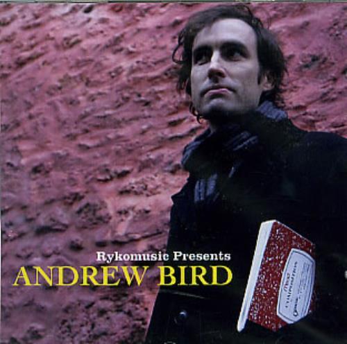 Andrew Bird Rykomusic Presents Andrew Bird CD album (CDLP) US ABECDRY299389