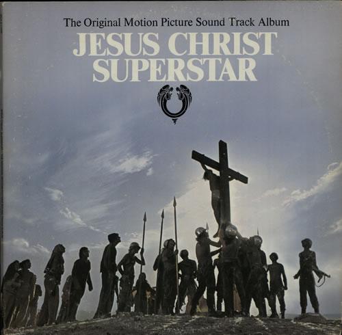 Andrew Lloyd Webber & Tim Rice Jesus Christ Superstar 2-LP vinyl record set (Double Album) US A6H2LJE577970