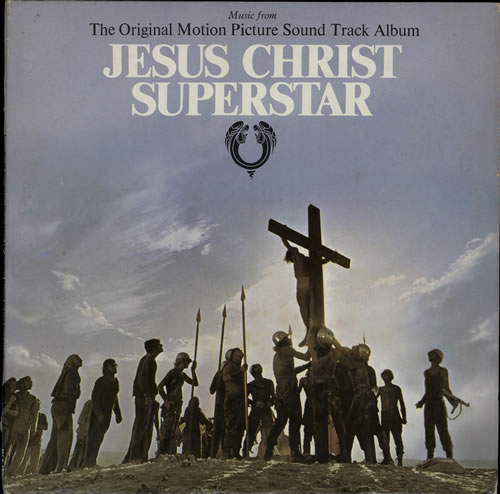 Andrew Lloyd Webber & Tim Rice Jesus Christ Superstar 2-LP vinyl record set (Double Album) UK A6H2LJE578487