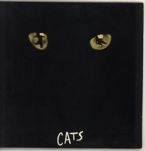 Andrew Lloyd Webber Cats + Programme 2-LP vinyl record set (Double Album) UK ALW2LCA748089