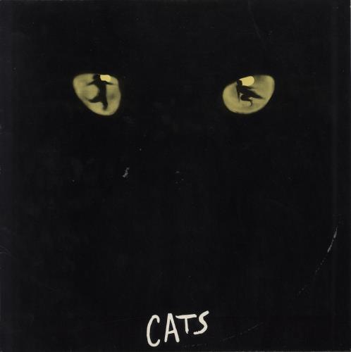Andrew Lloyd Webber Cats 2-LP vinyl record set (Double Album) UK ALW2LCA240219