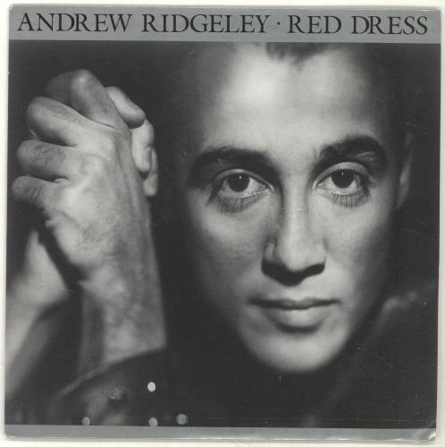 "Andrew Ridgeley Red Dress 7"" vinyl single (7 inch record) Spanish RDG07RE59438"