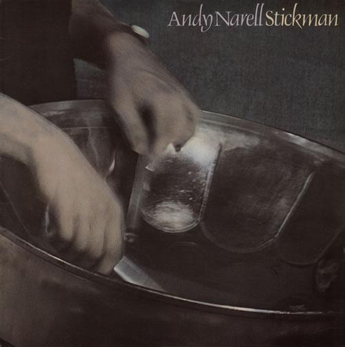 Andy Narell Stickman vinyl LP album (LP record) US A5JLPST576744