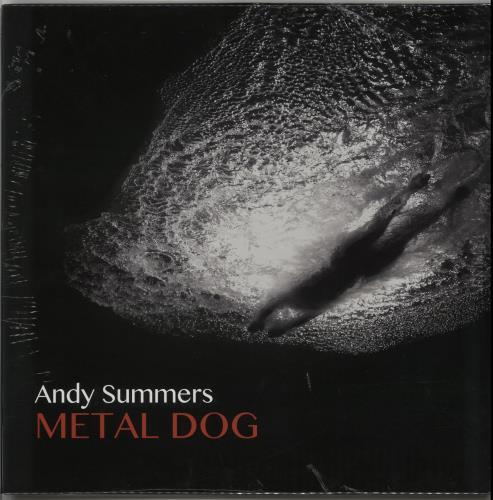 Andy Summers Metal Dog - RSD 16 - Sealed vinyl LP album (LP record) UK ADSLPME651012