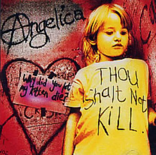 "Angelica Why Did You Let My Kitten Die CD single (CD5 / 5"") UK GANC5WH271738"