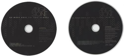 Angie Stone No More Rain (In This Cloud) 2-CD single set (Double CD single) US GIE2SNO440032