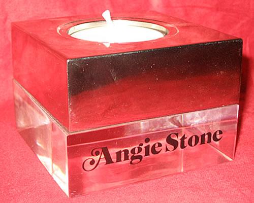 Angie Stone Promotional Candle Holder memorabilia UK GIEMMPR338663