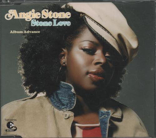 Angie Stone Stone Love CD album (CDLP) UK GIECDST663680