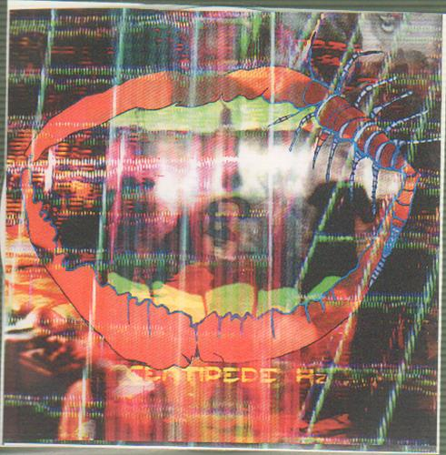 Animal Collective Centipede Hz + Press Release CD-R acetate Japanese AN6CRCE647440