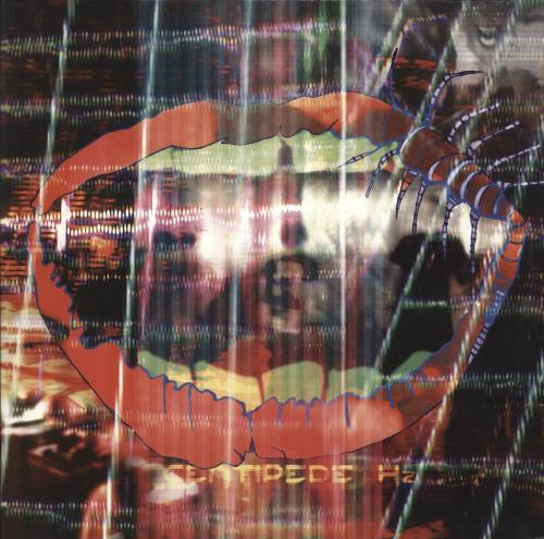 Animal Collective Centipede Hz - 180gram Vinyl 2-LP vinyl record set (Double Album) UK AN62LCE717624