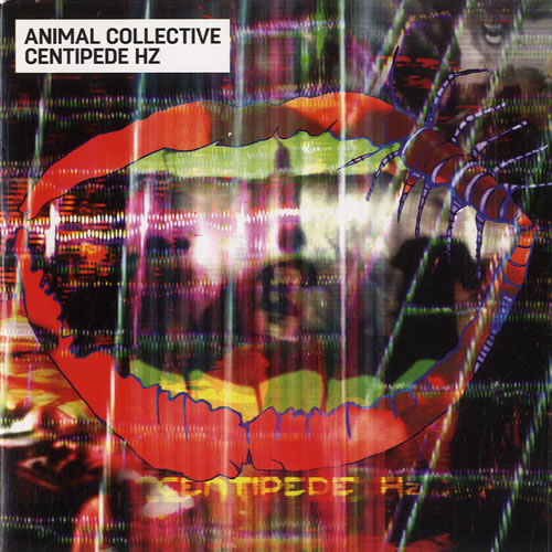 Animal Collective Centipede Hz CD album (CDLP) UK AN6CDCE598198