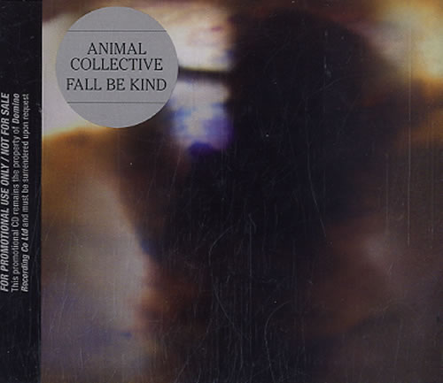 "Animal Collective Fall Be Kind CD single (CD5 / 5"") UK AN6C5FA617539"