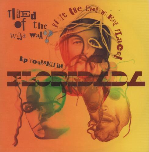 Animal Collective FloriDada CD-R acetate UK AN6CRFL663073
