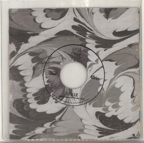 "Animal Collective Honeycomb 7"" vinyl single (7 inch record) UK AN607HO691138"