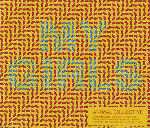 """Animal Collective My Girl CD single (CD5 / 5"""") UK AN6C5MY493295"""