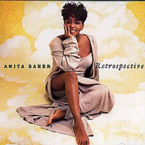 Anita Baker Retrospective Us Promo Cd Album Cdlp 40341