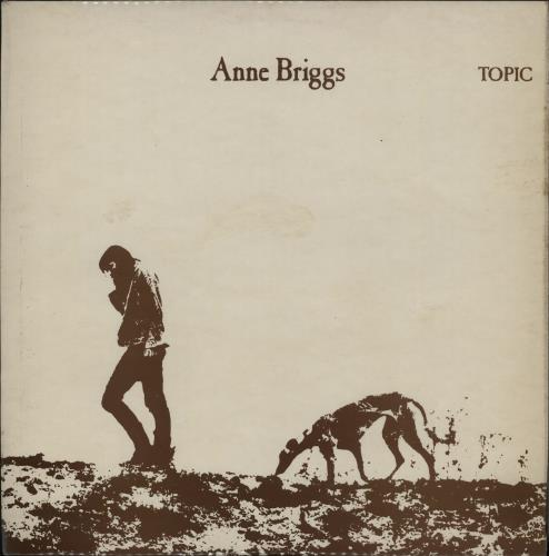 Anne Briggs Anne Briggs vinyl LP album (LP record) UK ARGLPAN750027