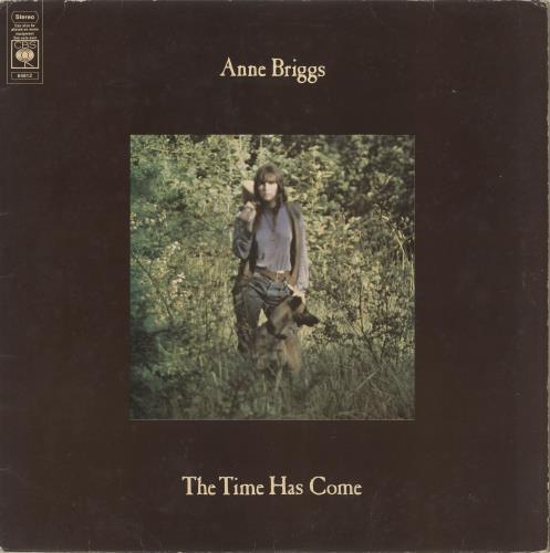 Anne Briggs The Time Has Come vinyl LP album (LP record) UK ARGLPTH633521