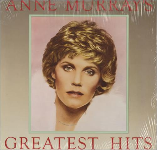 Anne Murray Greatest Hits vinyl LP album (LP record) Canadian AMYLPGR240286