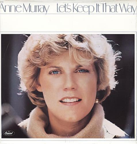 Anne Murray Let S Keep It That Way Us Vinyl Lp Album Lp
