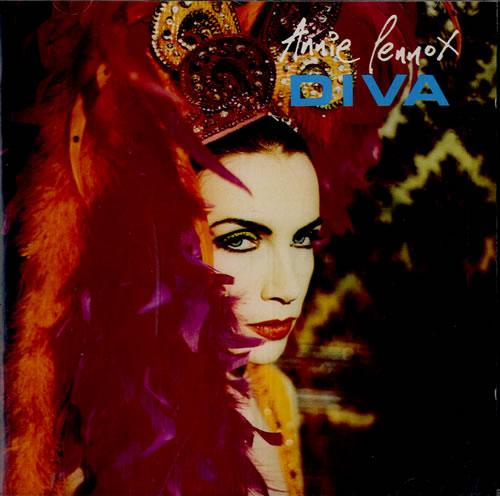 Annie Lennox Diva CD album (CDLP) UK ANNCDDI277707