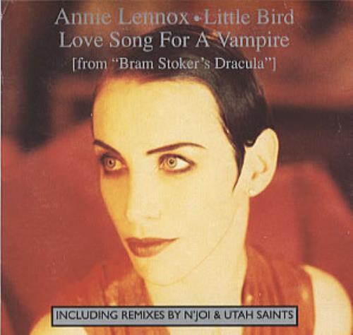 "Annie Lennox Little Bird CD single (CD5 / 5"") UK ANNC5LI12734"