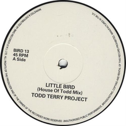"Annie Lennox Little Bird 12"" vinyl single (12 inch record / Maxi-single) UK ANN12LI15303"